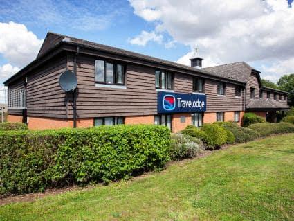 Travel Lodge Ipswich Beacon Hill