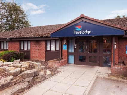 Travel Lodge Barton Stacey