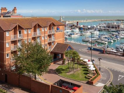 Travel Lodge Ramsgate Seafront