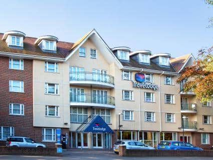 Travel Lodge Bournemouth