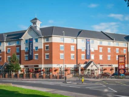 Travel Lodge Portsmouth
