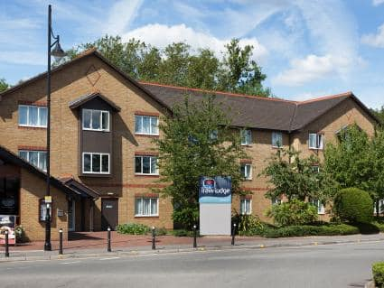 Travel Lodge Staines