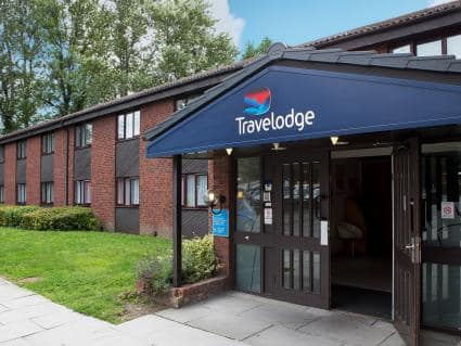 Travel Lodge Amesbury Stonehenge