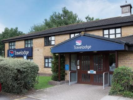 Travel Lodge Ilminster