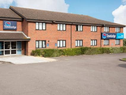 Travel Lodge Bristol Severn View M48