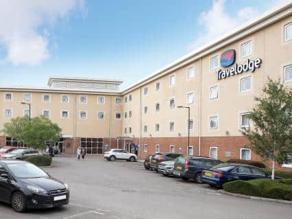 Travel Lodge Cheltenham