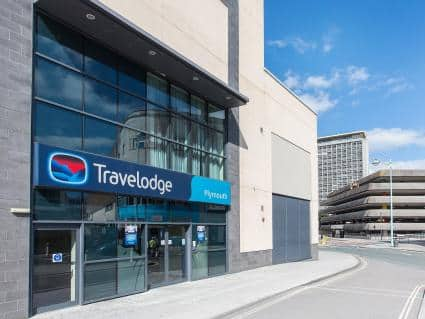 Travel Lodge Plymouth