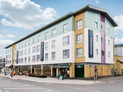 Travel Lodge Farnborough Central