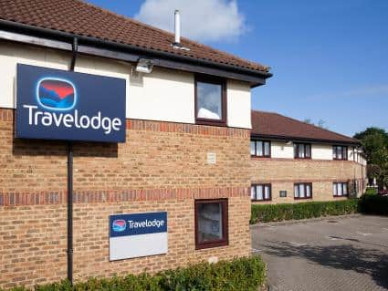 Travel Lodge Borehamwood Studio Way