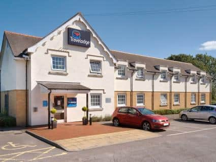 Travel Lodge Cardiff Airport
