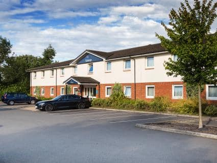 Travel Lodge Coventry Binley