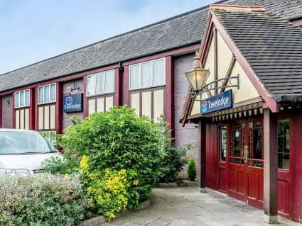 Travel Lodge Stoke-on-Trent Trentham