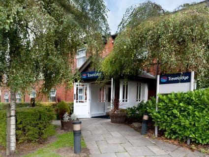 Travel Lodge Warrington Lowton