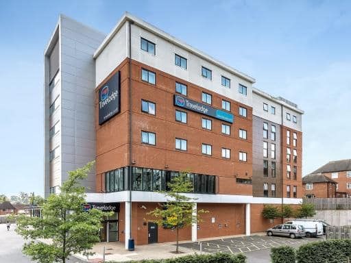 Travelodge Newcastle Under Lyme Central