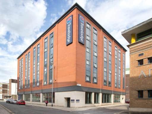 Travelodge Bristol Central Mitchell Lane