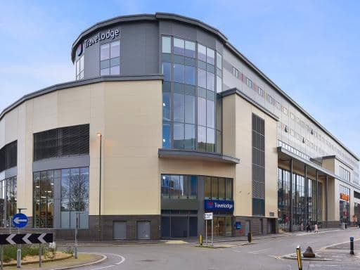 Travelodge Redhill Town Centre