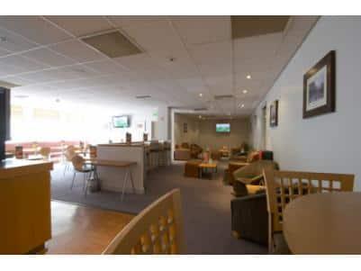 Aberdeen Central - Bar Cafe