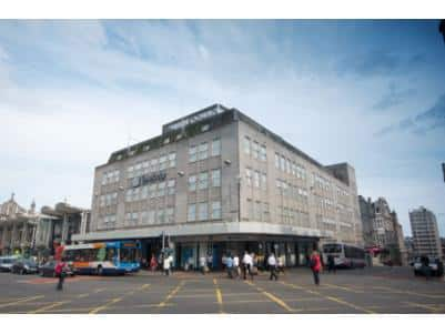 Aberdeen Central - Hotel exterior