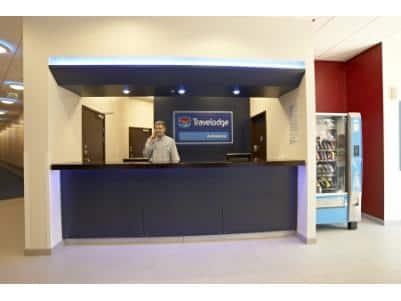 Aylesbury - Hotel reception