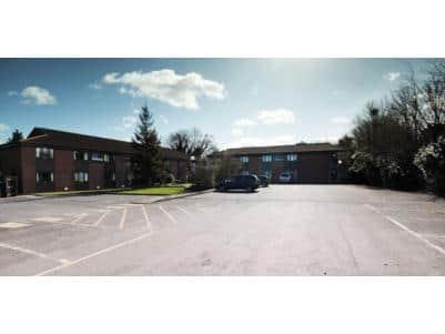Basingstoke - Hotel car park