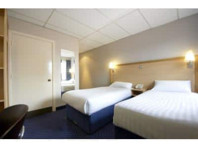 Belfast Central - Twin room