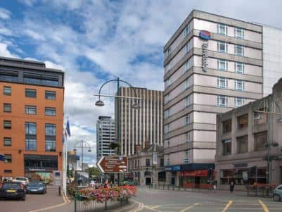 Birmingham Central - Hotel exterior