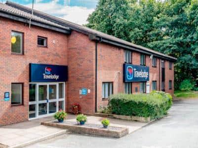 Birmingham Hilton Park M6 Southbound - Exterior