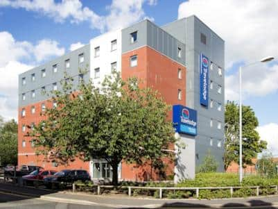 Bolton Central River Street Hotel - Exterior