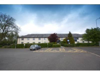 Burton M6 Northbound - Hotel car park