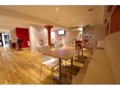 Burton Upon Trent Central - Bar Cafe