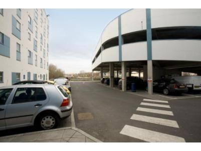 Heathrow Terminal 5 - Hotel car park
