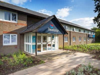 Carlisle M6 hotel-exterior