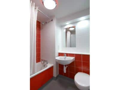 Chester Central - Family bathroom