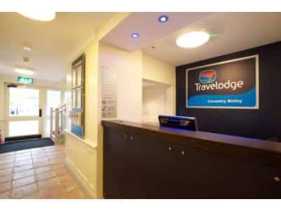 Coventry Binley - Hotel reception