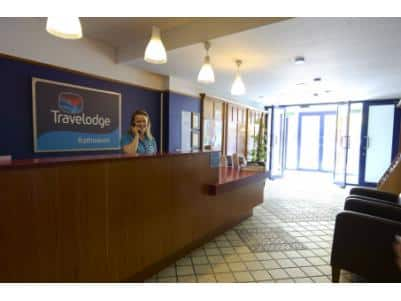 Dublin City Centre Rathmines - Hotel reception