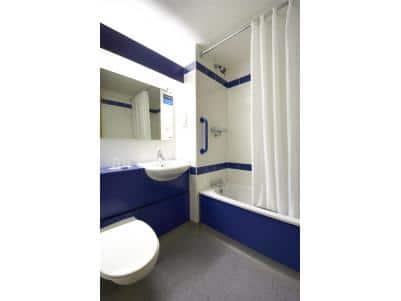 Dublin Phoenix Park - Family bathroom