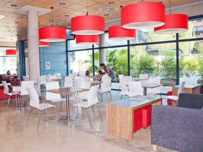 Bar-Café del hotel