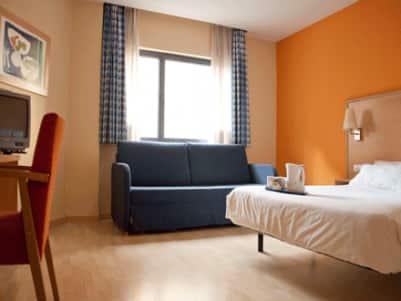 Madrid Torrelaguna - Family room