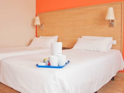 Madrid Torrelaguna - Twin room