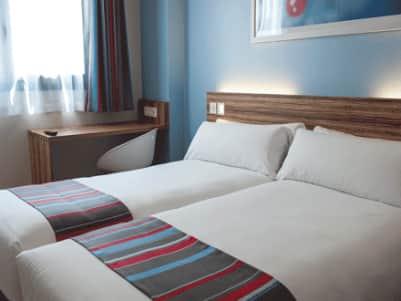 Barcelona Poblenou - Twin room