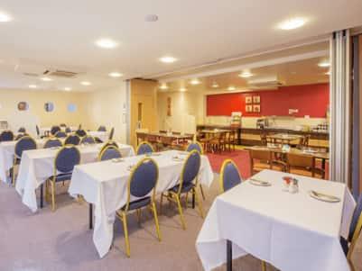 Leeds Central Vicar Lane - Bar Cafe