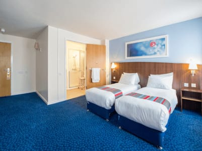 Leeds Central Vicar Lane - Twin accessible room