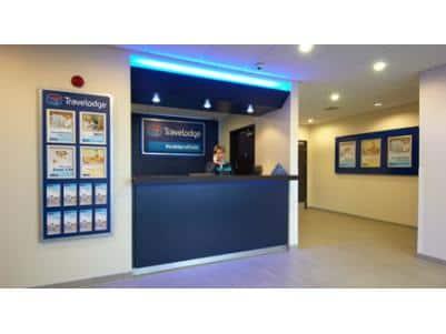 Huddersfield - Hotel reception