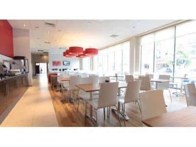 Birmingham Central Bull Ring - Bar Cafe