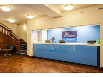 London Central Kings Cross Hotel - Reception