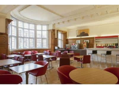 London Central Kings Cross Hotel - Bar Cafe