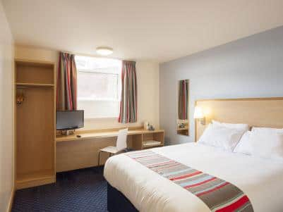 London Kings Cross Royal Scot Hotel - Twin Room