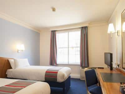 London Kings Cross Central Hotel - Twin Room