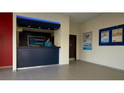 Portishead - Hotel reception