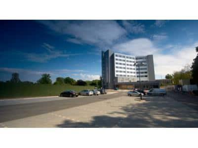Hemel Hempstead Gateway - Hotel car park